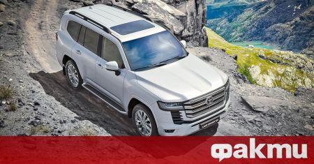 Спирането на производството на Land Cruiser 300 (и не само)