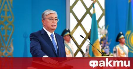 На 9 юни 2019 година в Казахстан се проведоха президентски