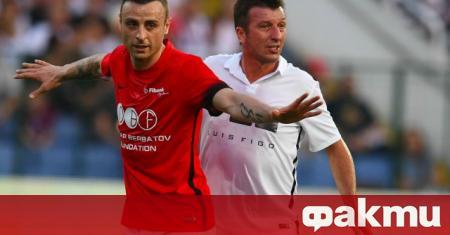 Шампионът на Англия с Манчестър Юнайтед Димитър Бербатов е щастлив