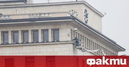 Изоставен багаж блокира района около сградата на БНБ в столицата,