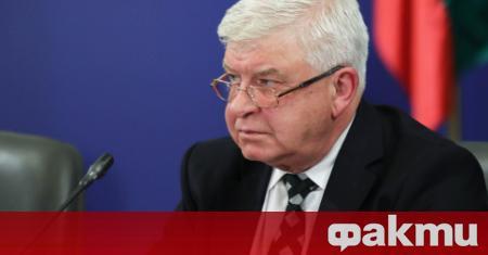 Здравният министър Кирил Ананиев издаде Заповед № РД-01-/29.05.2020 г., с