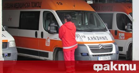 Десет служители на Спешна помощ в Русе са поставени под