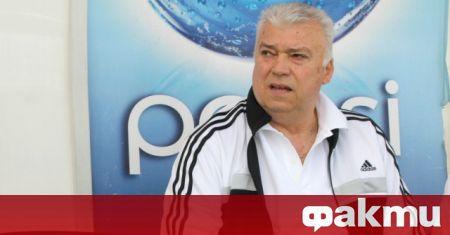 Почетният президент на Локомотив (Пловдив) - Христо Бонев, сподели мнението