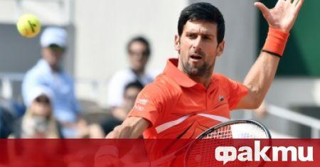 Световният №1 Новак Джокович направи революционно предложение за тениса. Сърбинът