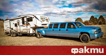 В щата Колорадо се продава необичайна лимузина, построена на базата