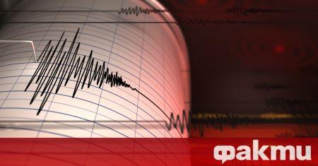 Земетресение с магнитуд 5 по скалата Рихтер разлюля Югоизточна Турция