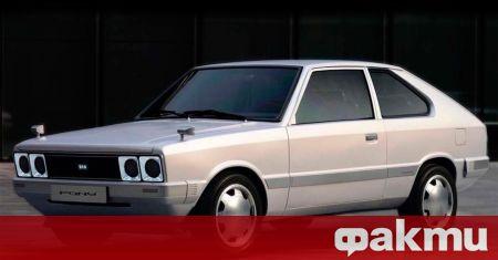 Hyundai разработи нова концептуална електрическа кола, наречена Pony Heritage. Автомобилът