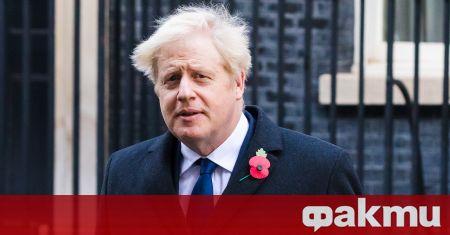 Британският премиер Борис Джонсън подкрепи развитието на големи и малки