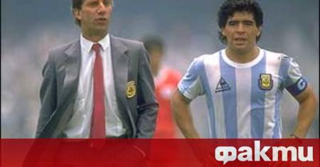 Бившият треньор на националния отбор на Аржентина - Карлос Билардо,