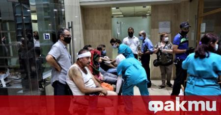 16 служители на пристанището в Бейрут са задържани във връзка