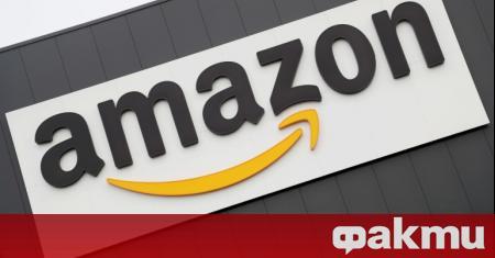 Компанията Amazon не предвижда печалба за тримесечието от април до