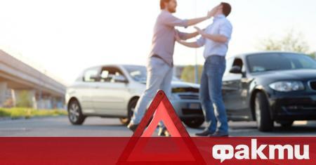 Шофьор удари водач на друг автомобил насред пловдивски булевард. На