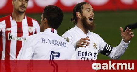 Все още не е ясно дали дългогодишният защитник на Реал