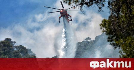 Европейската комисия създаде подсилен европейски корпус от 11 противопожарни самолета
