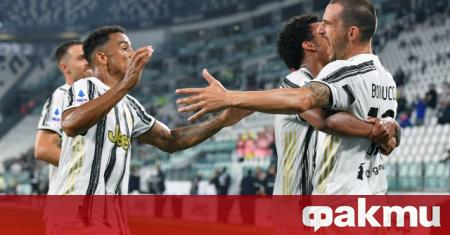 Шампионът Ювентус разби у дома Сампдория с 3:0 на старта