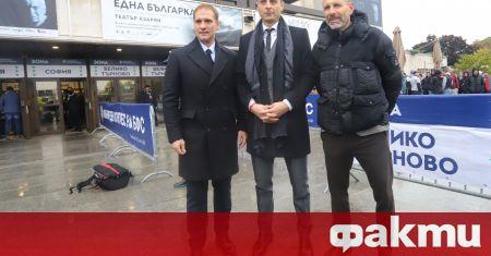 Димитър Бербатов отново потвърди, че ще търси арбитраж от съда,
