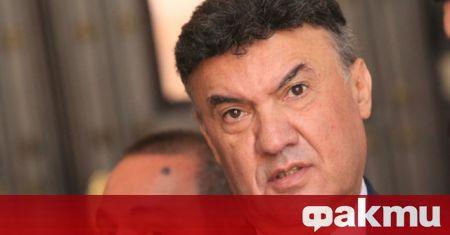 Президентът на БФС Борислав Михайлов говори след Изпълкома, на който