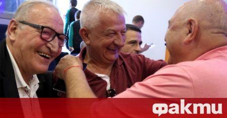Собственикът на Локомотив Пловдив - Христо Крушарски, коментира дали ще
