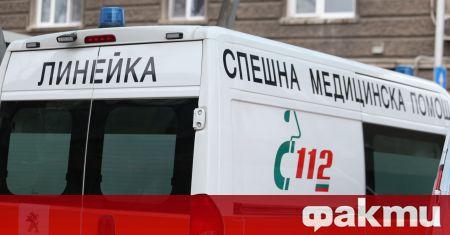 52-годишна жена е в тежко състояние след пътен инцидент в