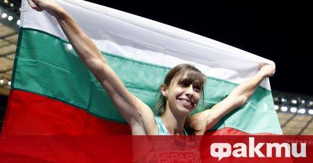 Носителката на сребърен медал от Олимпиадата в Рио де Жанейро