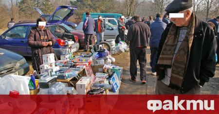Най-голямото тържище на открито в България от днес отново работи