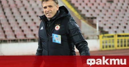Хърватският футболен колос Динамо (Загреб) може да отмъкне треньора на