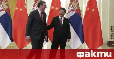 Сръбските медии водят кампания за поддържане на имиджа на Китай.