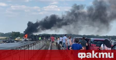 Пет са жертвите на тежката катастрофа, станала след като турски