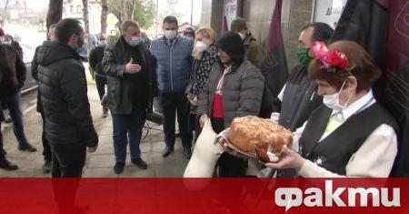 Кандидатът от гражданската квота на ВМРО във Варна и Шумен