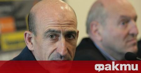 Бившият вицепрезидент на БФС Йордан Лечков заяви, че се очакват