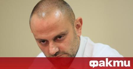 Старши комисар Любомир Янев е назначен за временно изпълняващ длъжността