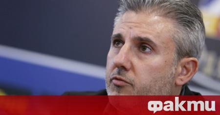 Изпълнителният директор на Левски Павел Колев коментира ситуацията в клуба