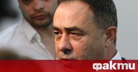 Бившият зам.-министър по околната среда и водите Красимир Живков остава