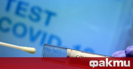 Шест са потвърдените нови случаи на заразени с COVID-19 жители