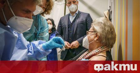 Германия очаква 20 процента от населението ѝ да бъде ваксинирано