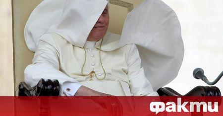 Ватиканът е започнал да поставя трета доза от ваксините срещу