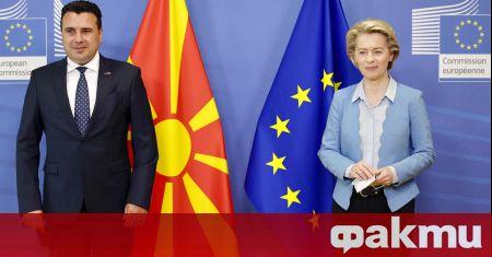 Македонските език и идентичност не могат да присъстват на масата