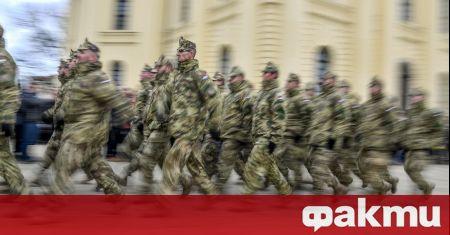Членовете на Международните сили за поддържане на мира в Косово