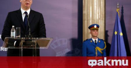 Европейският съюз продължава да е основна цел за Сърбия. Това