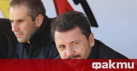 Бившият наставник на ЦСКА Милош Крушчич коментира раздялата си с