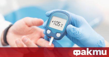 Диабетът е коварно заболяване, което протича с едва забележими симптоми