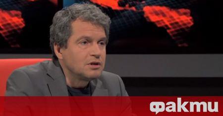 Тошко Йорданов от ИТН покани журналиста Благой Цицелков на интервю