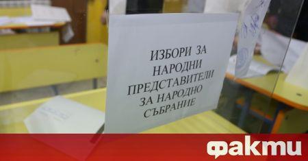 В Пазарджишка област 4-процентната бариера преминава Българско национално обединение, което