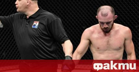 Приключи престоят на Роман Богатов в UFC. 29-годишният боец беше