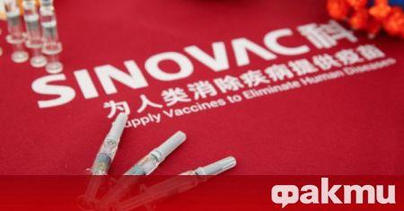 Турция е получила 6,5 милиона дози от ваксината на китайската