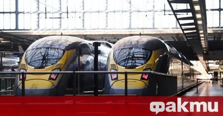 От утре железопътната линия между Лондон и Единбург става екологична,