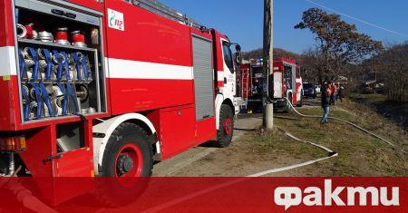 Мъж от разложкото село Елешница е пострадал при инцидент в