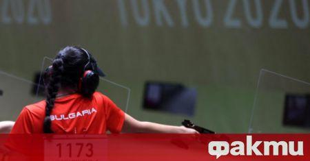 Oлимпийската ни медалистка Антоанета Костадинова се намира на добра позиция