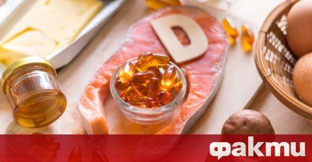 Последни проучвания показват, че добавките с витамин D и омега-3
