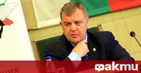Вицепремиерът и министър на отбраната Красимир Каракачанов коментира споменаването на